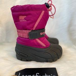 Sorel Girls Winter Snow Boots